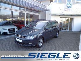 VW Sharan 2.0 TDI DSG-Comfortline-7-Sitz-Xenon-Navi