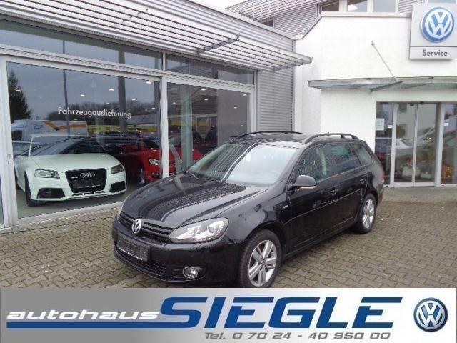 VW Golf Variant 2.0 TDI MATCH-Navi-Xenon-Business-