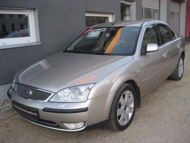 FORD Mondeo Lim.Ghia X-Automatik-Leder-Xenon-Garantie
