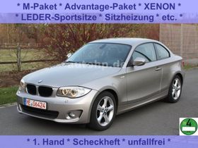 BMW 120d Coupe, XENON, Sportsitze, PDC, LEDER, M-