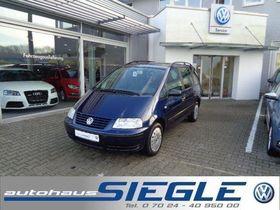 VW Sharan 1.9 TDI-DPF-7-Sitze-Mod.2002