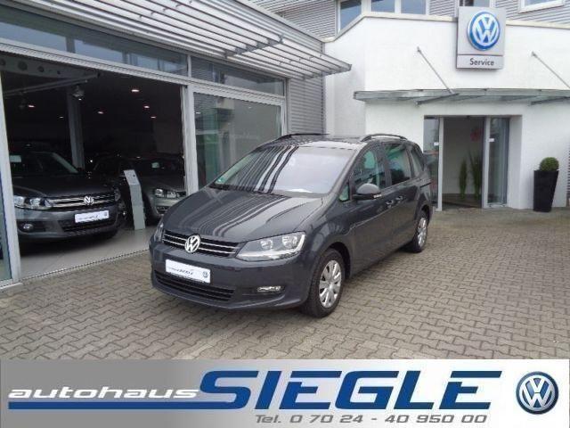 VW Sharan 2.0 TDI 7-Sitze-Navi-Kamera-Business-