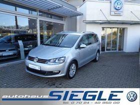 VW Sharan 2.0 TDI 4Motion-LIFE-Navi-XENON-AHK