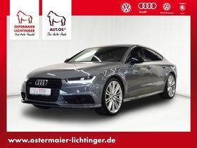 Audi A7 Sportback competition 3.0TDI 326PS AHK,MATRIX