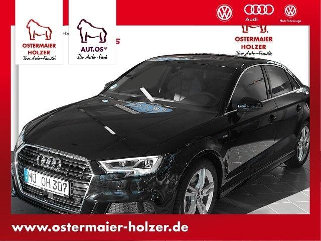 Audi A3 Limousine S-LINE+ExP 2.0TDI S-TRONIC LEDER,AC