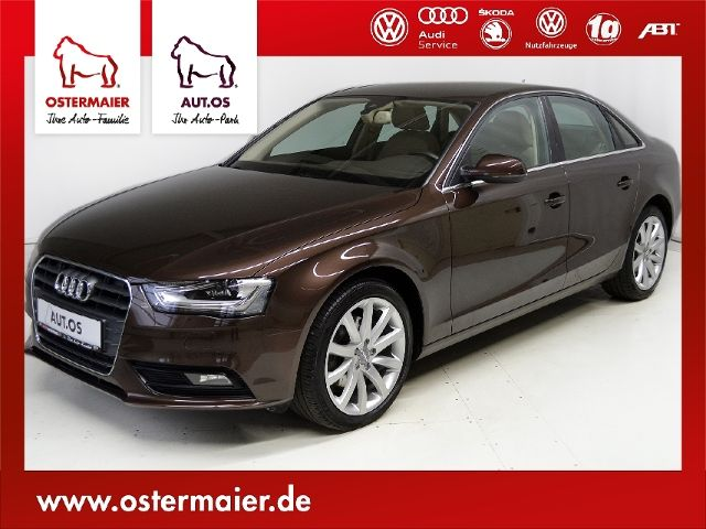 Audi A4 Ambiente 1.8TFSI 170PS MULTITRONIC ASSISTENZ,