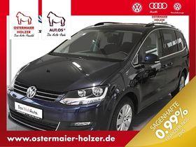 VW Sharan Comfortline 2.0TDI 7SITZE AHK,NAVI,SITZHZ