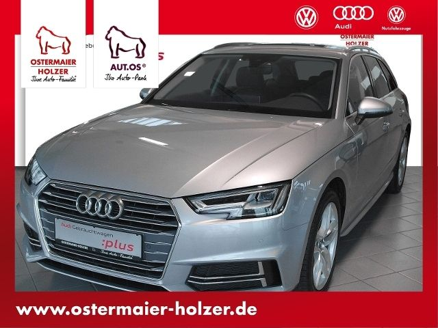 Audi A4 Avant Sport S-LINE+ExP 2.0TDI S-TRONIC AHK,LE