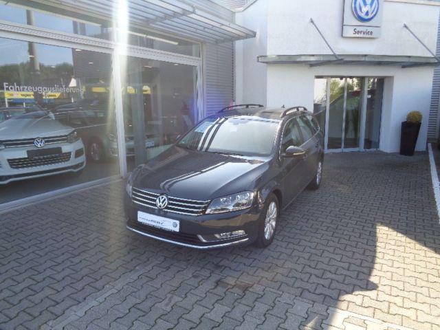 VW Passat Variant 2.0 TDI 4Motion-Comfortline-Navi-