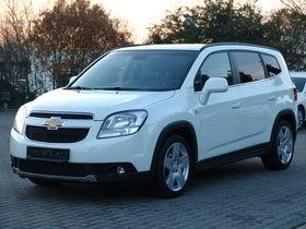 Chevrolet Orlando 2.0 LTZ MT 7-Sitzer, Navigation. Leder,