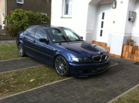 BMW 320d M Sportpaket 2 Edition