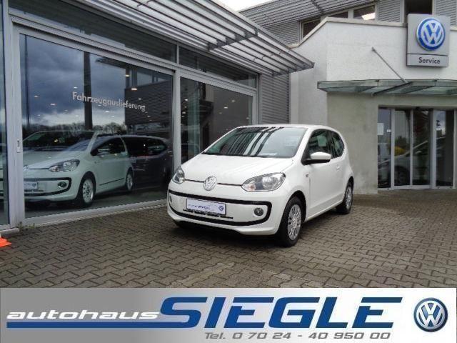 VW up! move up-Klima-1.Hand-Mod.2014