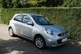 Nissan Micra K13, 1.2, Acenta,Comfort plus und Technology Pakete, Metallic