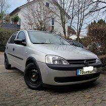 Opel Corsa C 1,2 l 16 V TÜV neu viele Neuteile m. Rechnung
