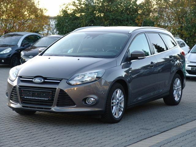 Ford Focus 2.0TDCi 103kW PowerSh. Titanium Turnier