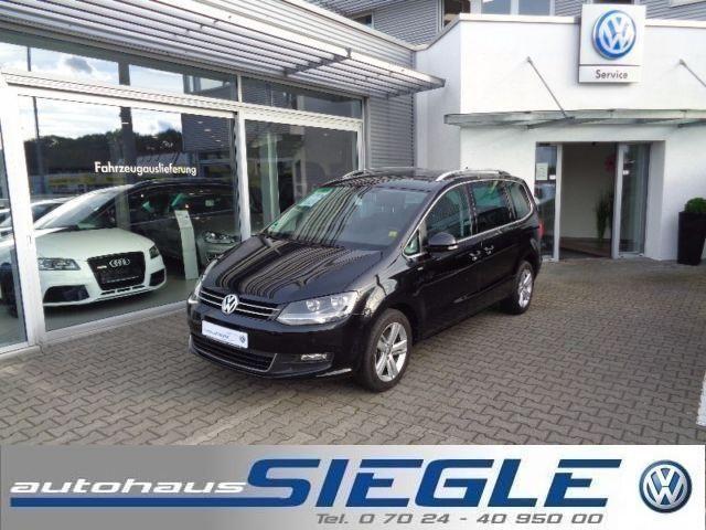 VW Sharan 2.0 TDI Match-7-Sitze-Navi-Panorama-SD