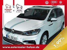 VW Touran R-LINE+ExP 2.0TDI 190PS DSG ACC,AHK,LED,N