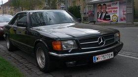 Mercedes-Benz SEC 500