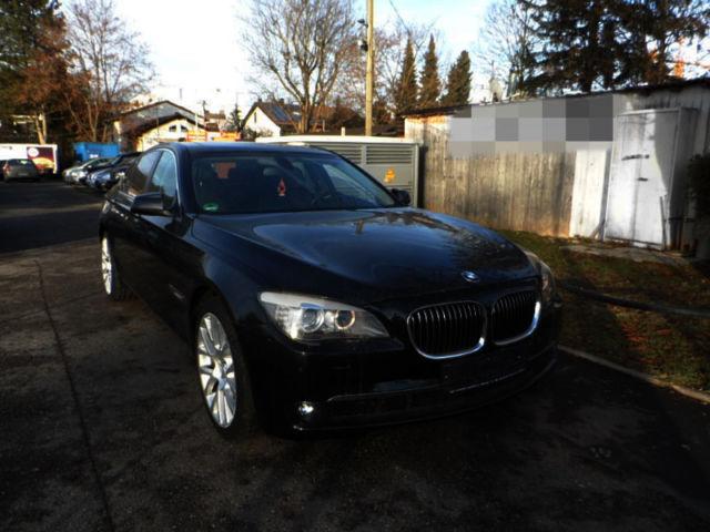 BMW 730d -Euro 5-Keyless-Go-Navi-GSD-Soft-Close-