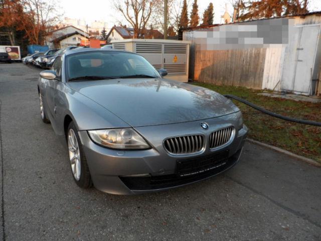 BMW Z4 Coupe 3.0si Aut.-Xenon-Leder-PDC-Klima-Euro 4