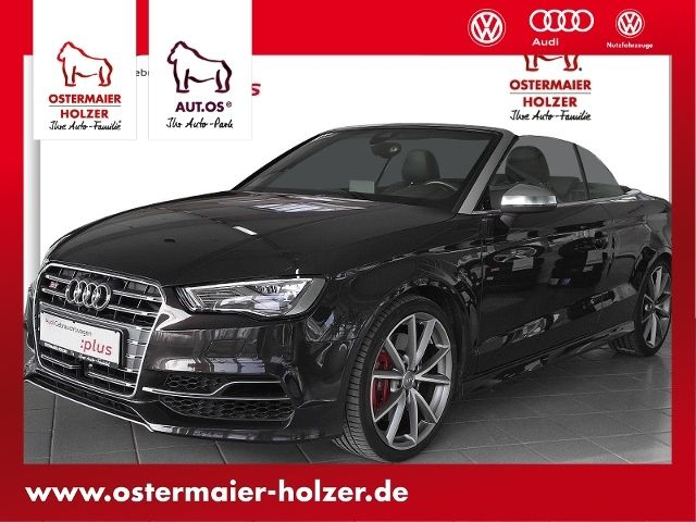 Audi S3 Cabriolet 2.0TFSI S-TRONIC QUATTRO LED,NAVI,A