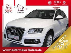 Audi Q5 2.0TDI 177PS S-TRONIC QUATTRO LEDER,AHK,XENON