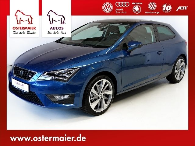 Seat Leon SC FR 1.4TSI ACT 150PS PANORAMA,ACC,LED,NAV