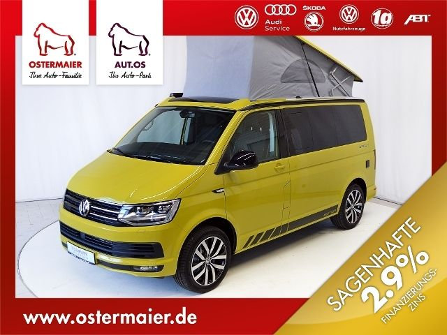VW T6 California BEACH EDITION 2.0TDI 240PS DSG ACC
