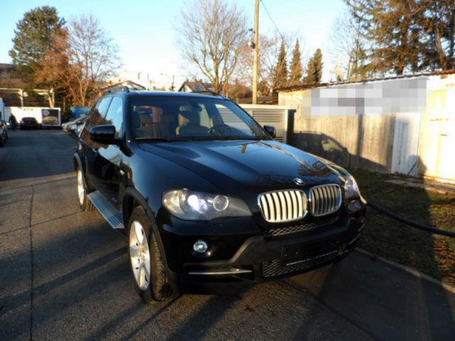 BMW X5 3.0sd -Pano-Rückf.cam-DVD-Sportpaket-Navi-