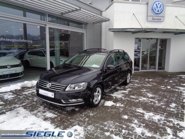VW Passat Variant 1.8 TSI Comfortline-NAVI-XENON-