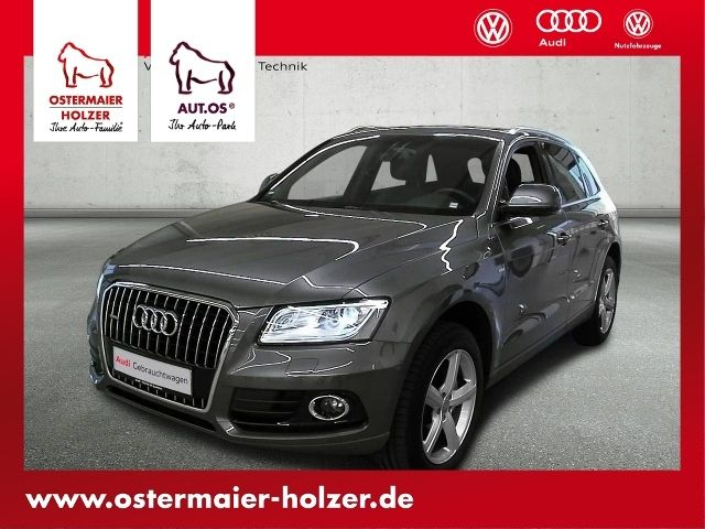 Audi Q5 S-LINE 2.0TDI 190PS S-TRONIC QUATTRO ASSISTEN