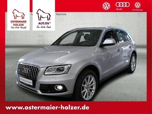 Audi Q5 S-LINE 2.0TDI 190PS S-TRONIC QUATTRO AHK,XENO