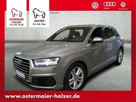 Audi Q7 S-LINE+ExP 3.0TDI 272PS 7SITZE ASSISTENZ,LED,