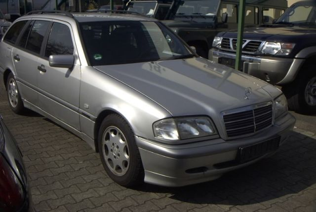 MERCEDES-BENZ C 200 T CDI Esprit Selection AHK