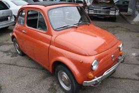 Fiat 500L Oldtimer