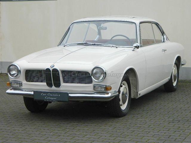 BMW 3200 CS Bertone - komp. restauriert