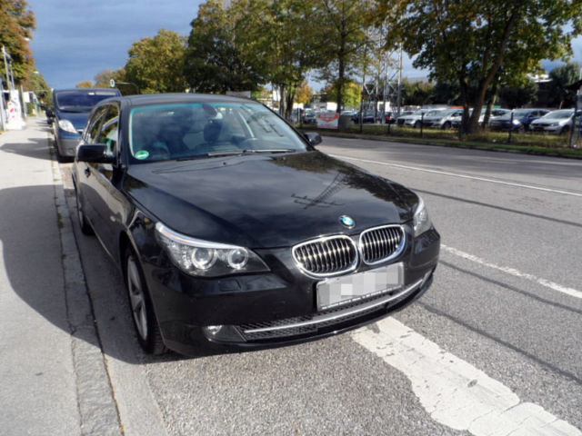 BMW 530d xDrive Touring Aut.-Navi-Prof.-AHK-Xenon-