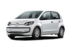 VW up (take up!) 1,0 44 KW (60 PS)