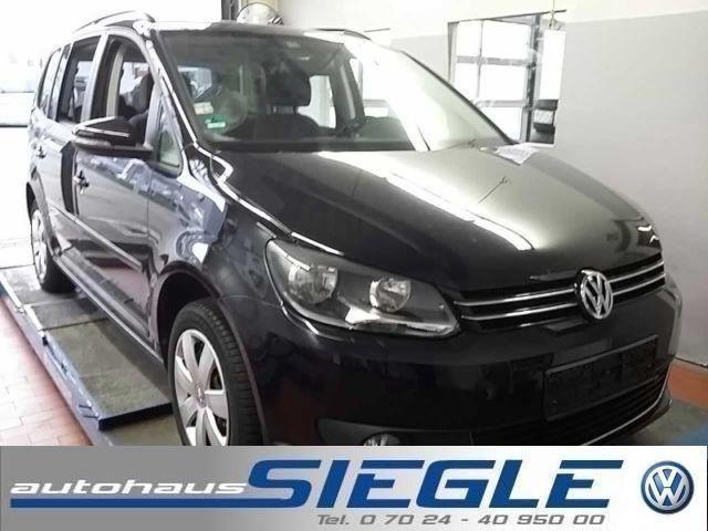 VW Touran 1.4 TSI EcoFuel DSG Life-7-Sitze-Navi-AHK