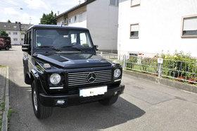 Mercedes-Benz G 270 CDI