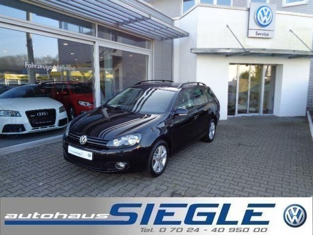 VW Golf Variant 2.0 TDI Match-Navi-Business-AHK
