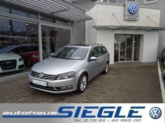 VW Passat 2.0 TDI Var. 4Motion-Highline-Xenon-Navi