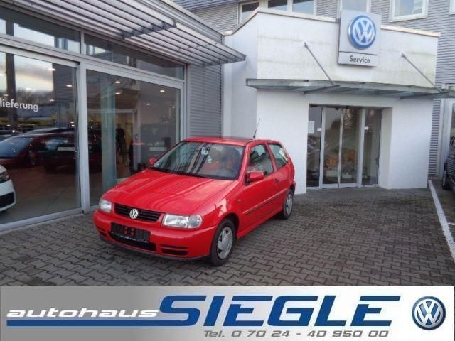VW Polo Highline-Schiebedach-ABS-Airbag-HU-11.2018