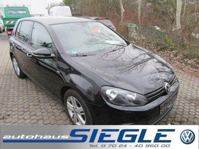 VW Golf 6 2.0 TDI MATCH-Limo 5t.-PDC-Alu