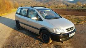 Opel Zafira A 1.8 16V Elegance