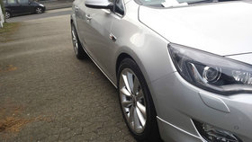 Opel Astra J 1.6 Turbo