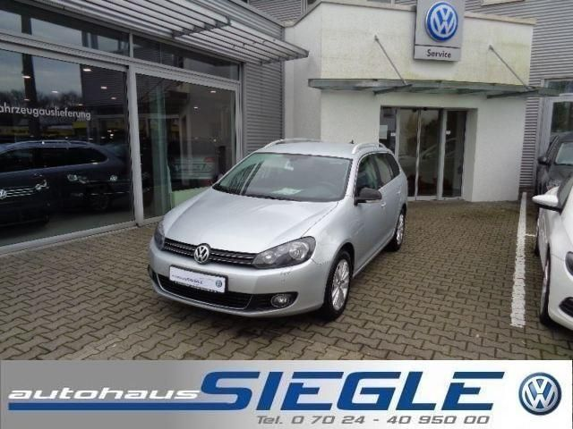 VW Golf Variant 2.0 TDI Style-Navi-Business-PDC-ALU