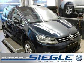 VW Sharan 2.0 TDI Match-7-Sitze-Navi-AHK-Mod.2013