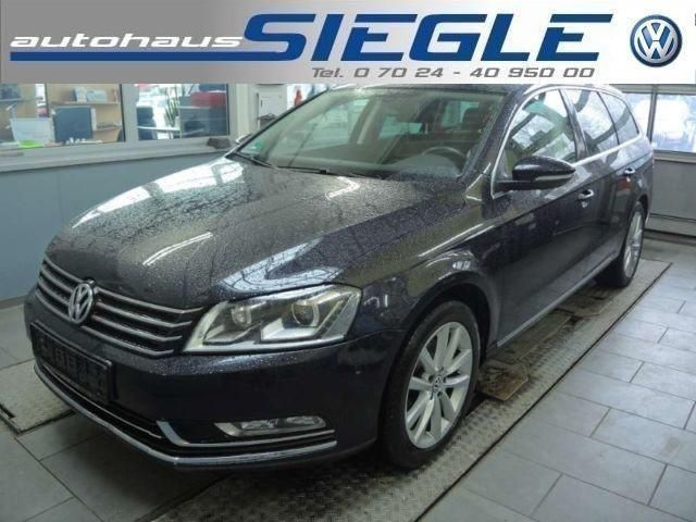 VW Passat 2.0 TDI Variant Highline Navi-Panorama-SD