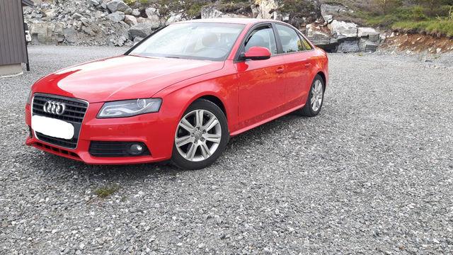 Audi A4 1.8 TFSI Alcantara, 1.Hand